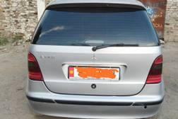 Mercedes-Benz A-Класс W168 Хетчбэк