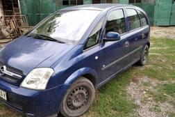 Opel Meriva 1.8л