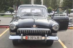 Продаю ВОЛГУ ГАЗ-21 в идеальном состоянии, все в оригинале, 1959 год выпуска,цвет чёрный,6 $ тыс.