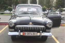ГАЗ 21 Волга 2.4л