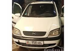 Opel Zafira 2002 года за ~250 000 сом