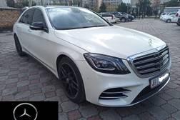 Продаю Mercedes Benz S-класс 560, 2017 года