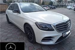 Mercedes-Benz S-Класс 2017 года за ~8 305 100 сом