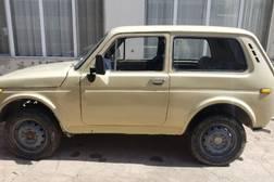 ВАЗ (Lada) 4x4 1.6л