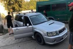 Subaru Forester 2.0л