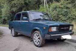 ВАЗ (Lada) 2107 1 поколение Седан