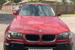 BMW X3 E83 Кроссовер