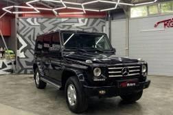 Mercedes-Benz G-Класс W463 [2-й рестайлинг] Внедорожник 5-дв.
