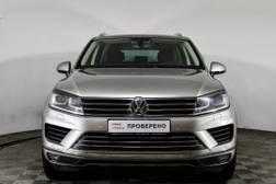 Volkswagen Touareg 2 поколение [рестайлинг] Кроссовер