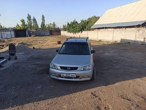 Mazda Demio 1.5л