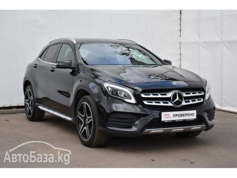Mercedes-Benz GLA-Класс 2017 года за ~2 966 200 сом