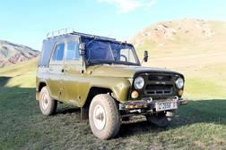 УАЗ 469 2.4л