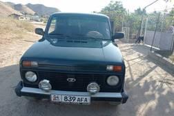 ВАЗ (Lada) 4x4 1.1л