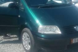 Volkswagen Sharan 2.0л