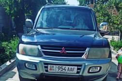 Mitsubishi Pajero 3.2л
