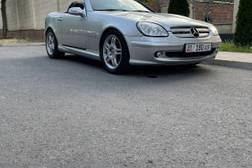 Mercedes-Benz SLK-Класс 2.0л