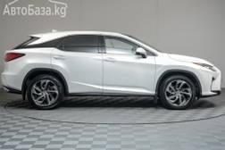 Lexus RX 2016 года за ~4 084 800 сом