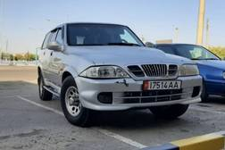 Ssangyong Musso 2.3л