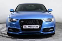 Audi A5 8T [рестайлинг] Купе