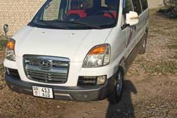 Hyundai Starex 2.5л