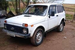 ВАЗ (Lada) 2121 (4x4) 1.0л