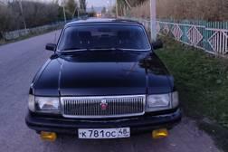 ГАЗ 31029 Волга 2.4л