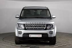 Land Rover Discovery 4 поколение [рестайлинг] Внедорожник 5-дв.