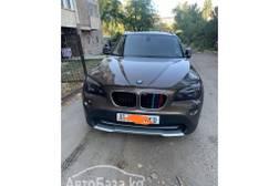 BMW X1 2011 года за ~1 101 700 сом