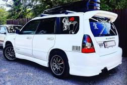 Subaru Forester 2 поколение Cross Sports кроссовер 5-дв.