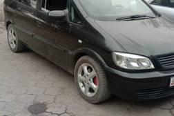 Opel Zafira 2.0л
