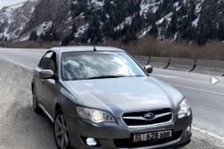 Subaru Legacy 4 поколение Седан