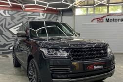 Land Rover Range Rover 4 поколение Внедорожник
